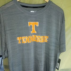 Russell Tennessee sports shirt